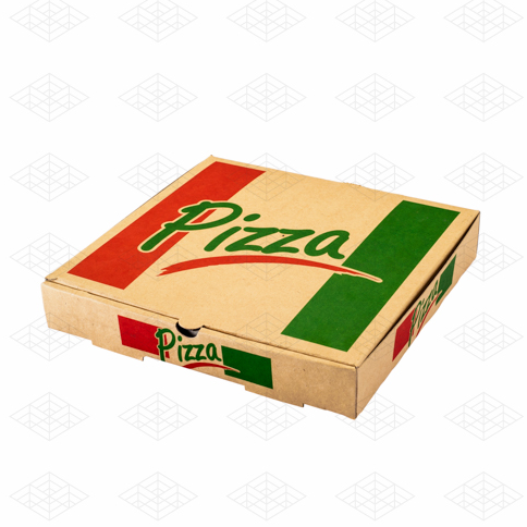 Picture Of Bronsi Britain pizza box in different sizes