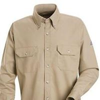 Mens Cotton Industrial Workwear Working Clothing Workers Shirts