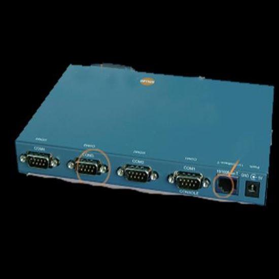 تصویر مبدل سریال به شبکه EZL-400s