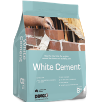 Handy pack white cement