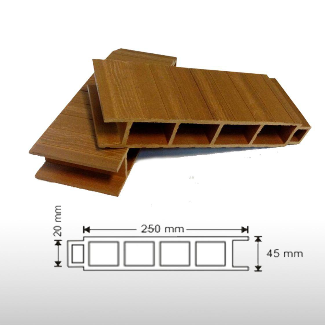 Picture Of Plast wood flooring, model NAT-G70