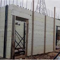 اجرای اسکلت و ساختمان با سیستم قالب ICF