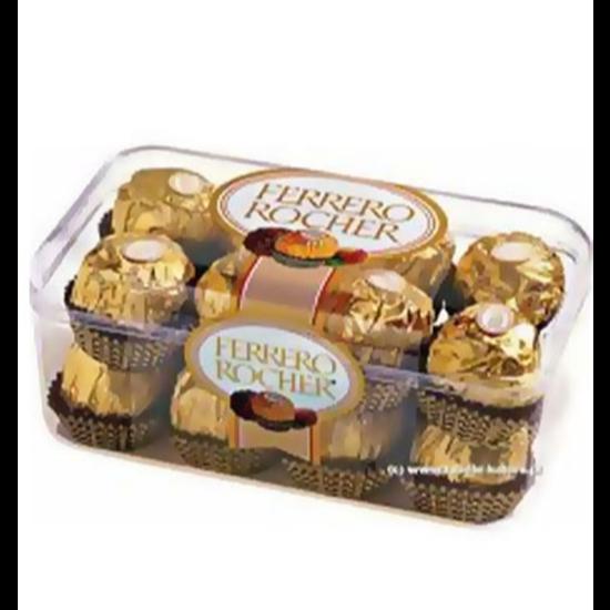 Picture Of Ferrero Rocher Chocolate