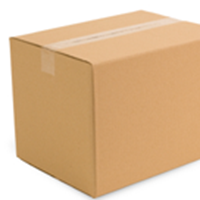 RSC Craft Cartons (Brown Color) And Unprinted